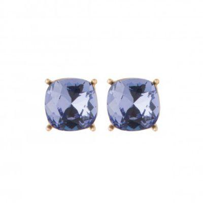 Spartina Sea La Vie Stud Earrings - Inspired/Tanzanite
