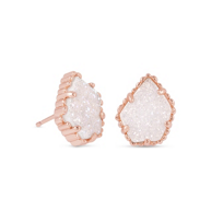 Kendra_Scott_Tessa_Rose_Gold_Iridescent_Drusy_Earrings