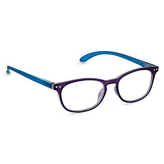 Peepers Glee Purple/Teal Women's Readers, x2.50