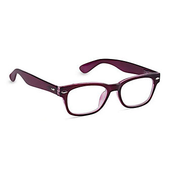 Peepers Simply Red Unisex Readers, x1.50
