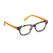 Peepers_Style_One_Tortoise/Orange_Unisex_Readers,_x2.00