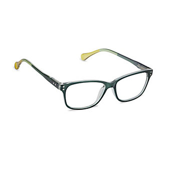 Peepers Framework Green Unisex Readers, x1.50