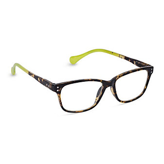 Peepers Nature Walk Green Unisex Readers, x2.75