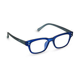 Peepers Style Two Blue/Grey Unisex Readers, x2.25