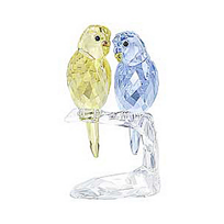 Swarovski_Blue_&_Yellow_Budgies