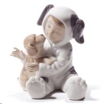 Lladro_My_Playful_Puppy
