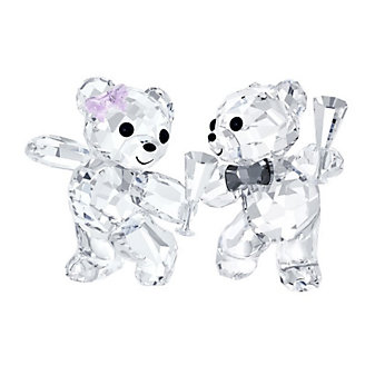 Swarovski Kris Bear Let's Celebrate