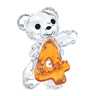 Swarovski Kris Bear Number Four