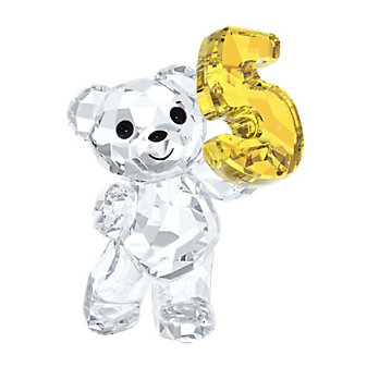 Swarovski Kris Bear Number Five
