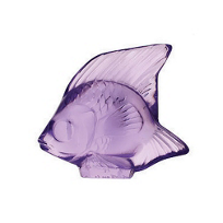 Lalique_Light_Purple_Fish_Sculpture