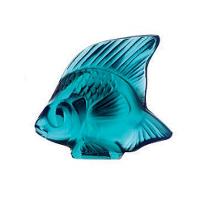 Lalique_Turquoise_Fish_Sculpture