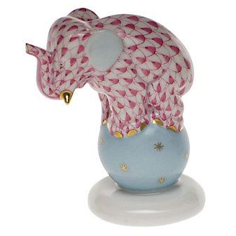 Herend Dancing Elephant