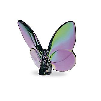 Baccarat Iridescent Papillon Lucky Butterfly
