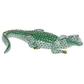 Herend Alligator