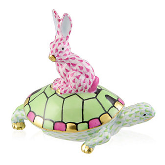 Herend Small Tortoise/Hare