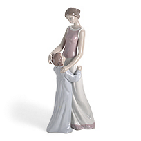 Lladro_Someone_To_Look_Up_To