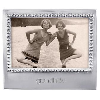 "Mariposa ""Grandkids"" Statement Horizontal Picture Frame"