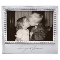 "Mariposa_""Always_and_Forever""_Frame,_4""_x_6"""