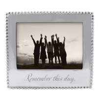 "Mariposa_Remember_This_Day_Frame,_5""_x_7"""