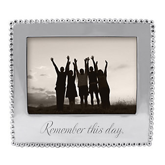 "Mariposa Remember This Day Frame, 5"" x 7"""