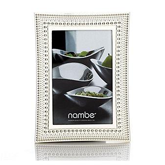 Nambe Beaded Frame, 4x6