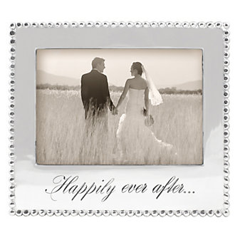 "Mariposa ""Happily ever after..."" Frame, 5""x7"""