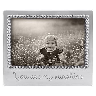 "Mariposa ""You are my sunshine"" Frame, 4x6"""