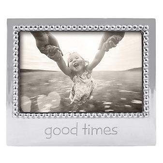 "Mariposa ""Good Times"" Frame, 4""x6"""