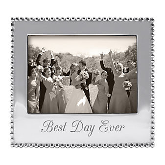 "Mariposa ""Best Day Ever"" Frame, 5""x7"""