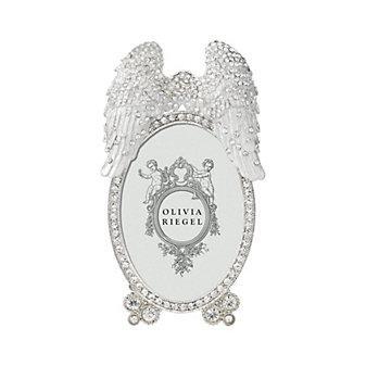 "OLIVIA RIEGEL ANGEL WINGS 2.5 X 3.5"" FRAME"