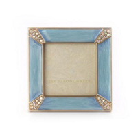 "Jay_Strongwater_Leland_2""_square_Frame_-_Periwinkle"