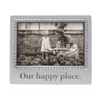 Our_Happy_Place_Frame_4X6_Frame
