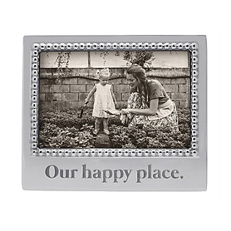 Our Happy Place Frame 4X6 Frame