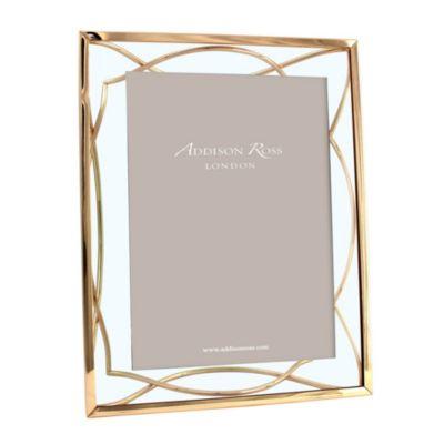 addison ross 5x7 elegance frame, gold