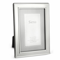 Tizo_Siena_Silverplate_4x6_Picture_Frame