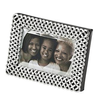 L'Objet Platinum Braid Frame