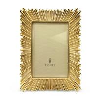 """L'objet_Gold_Small_Frame,_4""""_x_6"""""""
