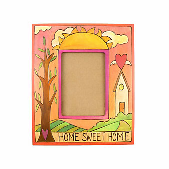 Sticks 5x7 Home Sweet Home Picture Frame
