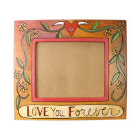 "Sticks_8""_x_10""_Love_You_Forever_Picture_Frame"