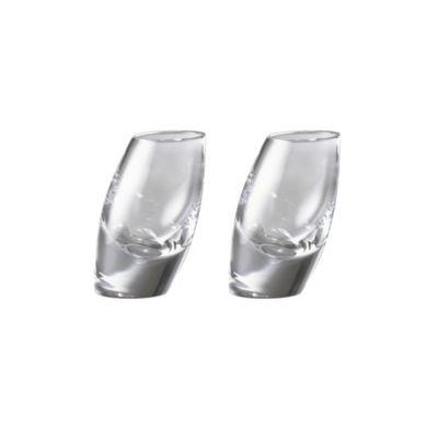 Nambe Tilt Crystal Stemware
