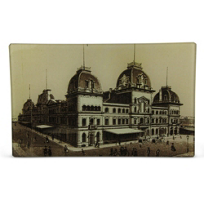 "John_Derian_NYC_Grand_Central_Depot_Rectangular_Tray,_5""_x_8"""