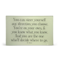 "Ben's_Garden_""You_Can_Steer_Yourself_Any_Direction""_Treasure_Tray,_5""x8"""