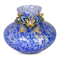 Jay_Strongwater_Delft_Garden_Lorelei_Butterfly_Vase