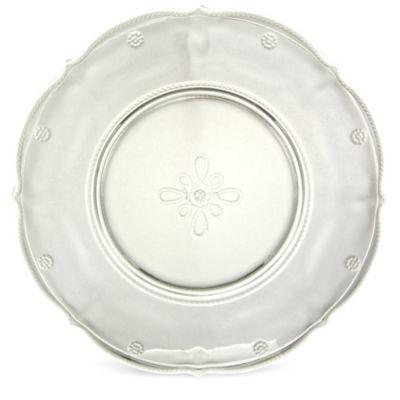 Juliska Colette Dessert Plate, Clear