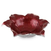 "Julia_Knight_Pomegranate_Lily_Bowl,_15"""