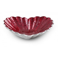 Julia_Knight_Pomegranate_Heart_Bowl,_10""