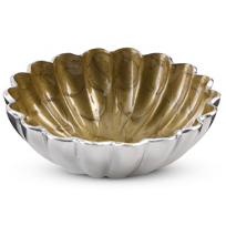 Julia_Knight_Toffee_Peony_Round_Bowl,_6""