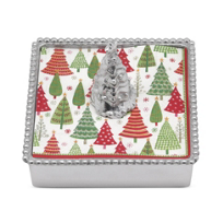 Mariposa_Beaded_Napkin_Box_with_Christmas_Tree_Weight