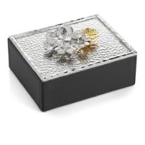 """Michael_Aram_Clover_Jewelry_Box,_5""""_W_x_4""""_L_x_1.75""""_H"""