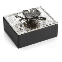 "Michael_Aram_Black_Orchid_Jewelry_Box,_5""_wide_x_4""_long_x_1.75""_high"